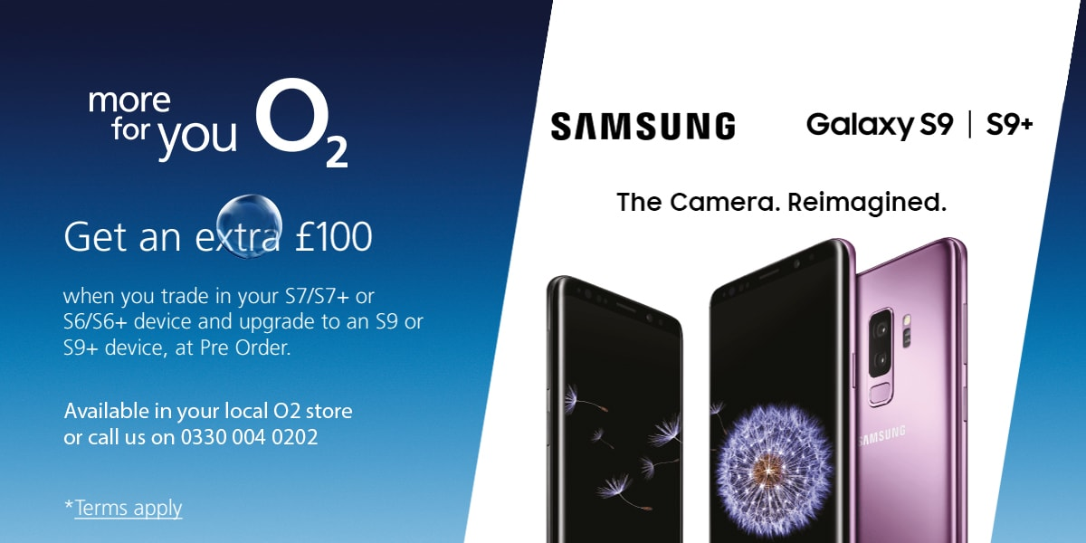 O2 Offer ends on Thursday 8th March | Meadowlane Shopping Centre